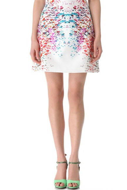Amazing A-line skirt