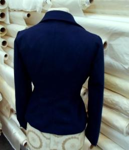Dressmaker's Jacket Back View