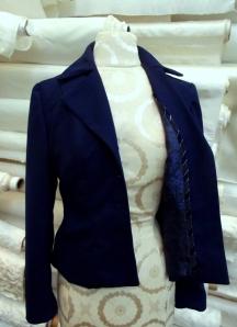 Dressmaker's Jacket Front View