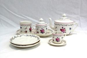 prize 1 tea set