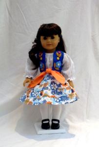prize 2 folk costume