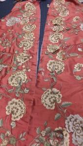 NSB - baroque vest appique detail