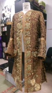 NSB - baroque men's coat