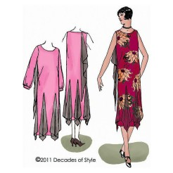 Decades of Style 1920s Hazels Frock