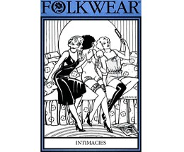 Folkwear Intimacies pattern cover