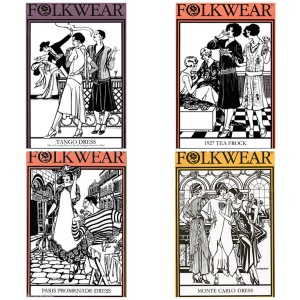 NSB - Folkwear 1920s patterns