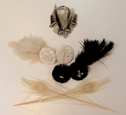 NSB - neutral millinery supplies