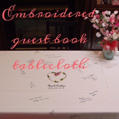 NSB - embroidered tablecloth header