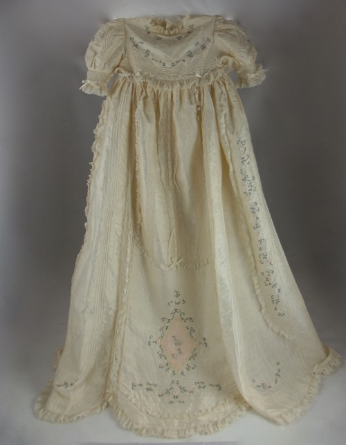 NSB - kitrina heirloom christening gown