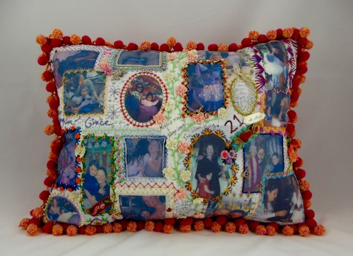 NSB - kitrina memory pillow