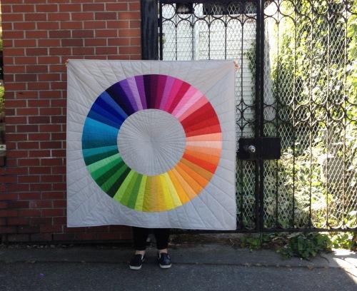 Color Wheel Costume Nsb Color-wheel Quilt