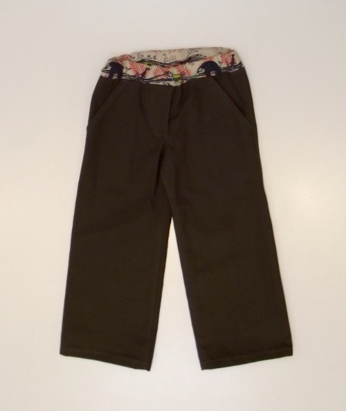 NSB - boy canvas pants