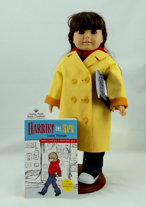 Harriet from Harriet the Spy