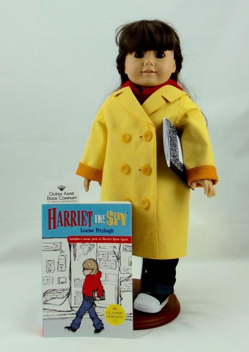 Harriet from Harriet the Spy