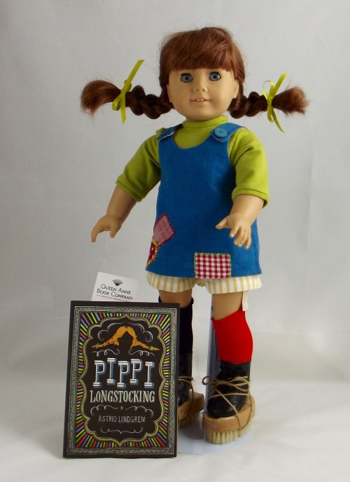 NSB - Once Upon a Time raffle - Pippi Longstocking