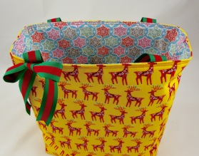 NSB - quick and easy tote medium inside