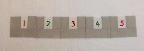 NSB - ReuAdvCal number row