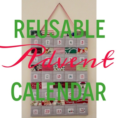 NSB - reusable advent calendar header