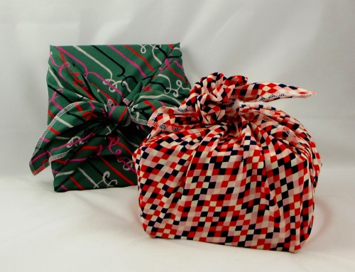 NSB - reusable gift wrap fabric