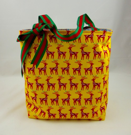NSB - reusable gift wrap medium tote