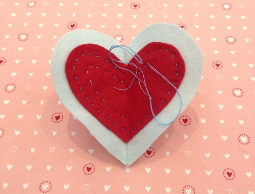 NSB – heartfelt ornament second color