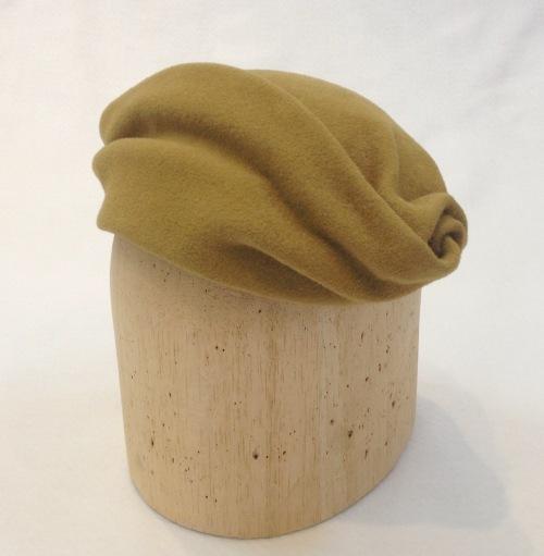 NSB - IzzieLewis felt hat from scrap