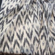 NSB - MMM16 EM ikat fabric