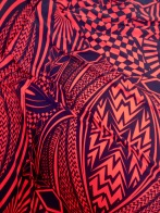 NSB - MMM16 JV knit dress fabric