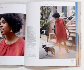 NSB - MMM16 KL dress in book