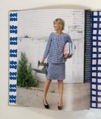 NSB - MMM16 KL skirt in book