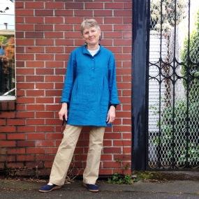 NSB - MMMay16 day 5 Ellen B6099 tunic