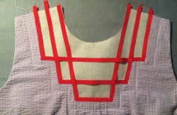 NSB - Cats Cradle caged ribbon