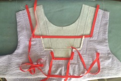 NSB - Cats Cradle ribbon application